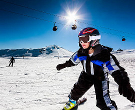 alquiler-esqui-niños